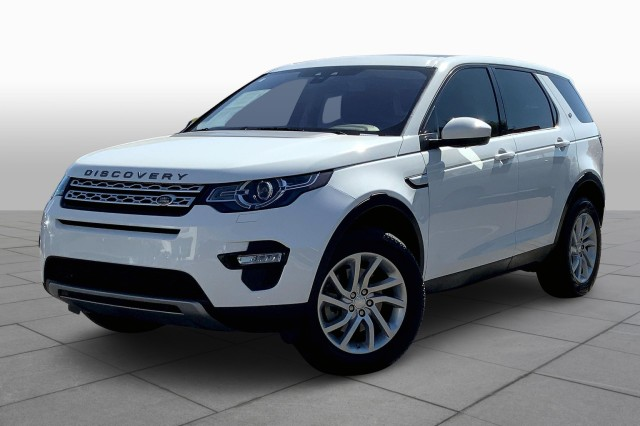 Used 2019 Land Rover Discovery Sport