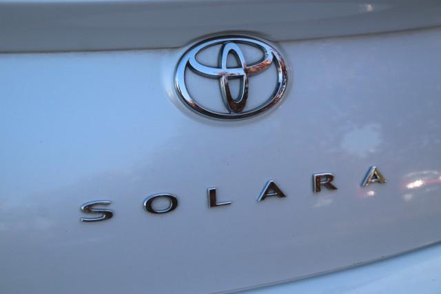 Used 2007 Toyota Camry Solara