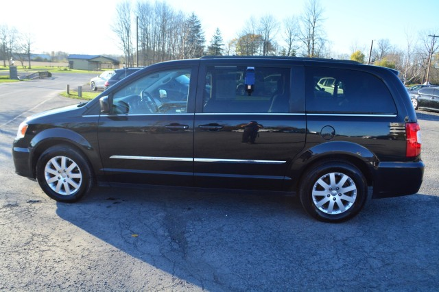 Used 2015 Chrysler Town  and  Country Touring Minivan/Van for sale in Geneva NY