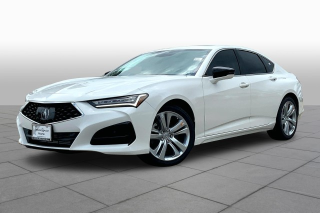 New 2021 Acura TLX with Technology Package