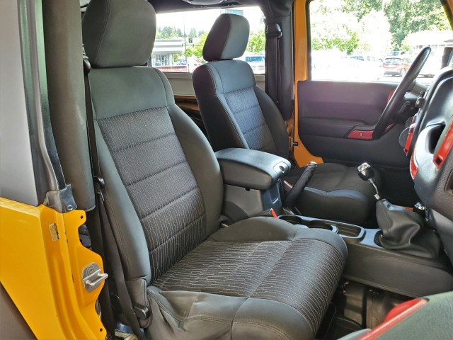 Pre-Owned 2012 Jeep Wrangler Sport