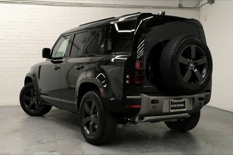 New 2021 Land Rover Defender X-Dynamic HSE Sport Utility ...