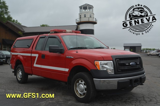 Used 2013 Ford F-150 XL Pickup Truck for sale in Geneva NY