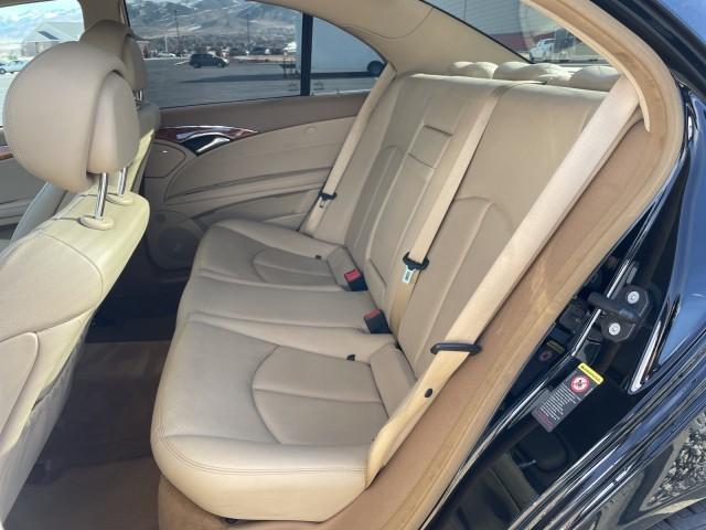 Pre-Owned 2008 Mercedes-Benz E-Class Sport 3.5L