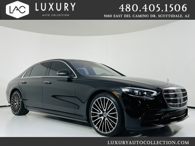 2021 Mercedes-Benz S-Class For Sale
