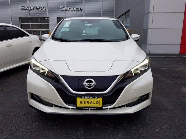 New 2019 Nissan LEAF SL PLUS