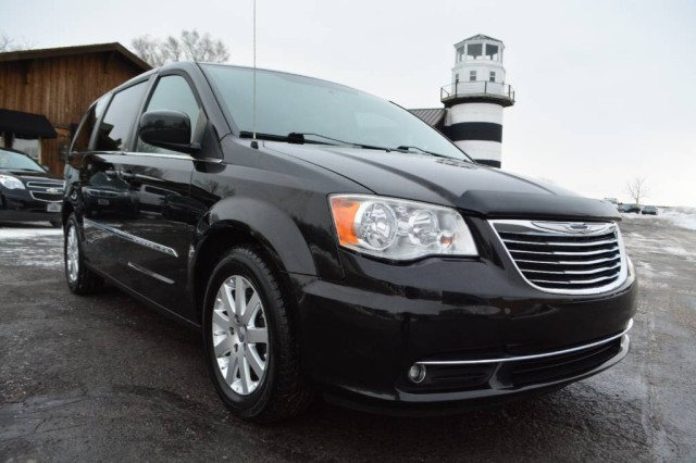 Used 2013 Chrysler Town  and  Country Touring Minivan/Van for sale in Geneva NY