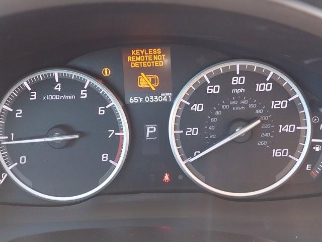 2017 Acura ILX w-AcuraWatch Plus Sedan