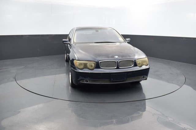 Used 2002 BMW 7 Series