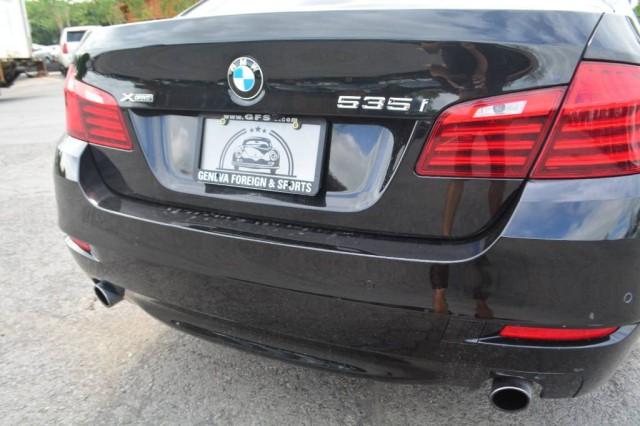Used 2016 BMW 5 Series 535i xDrive Sedan for sale in Geneva NY