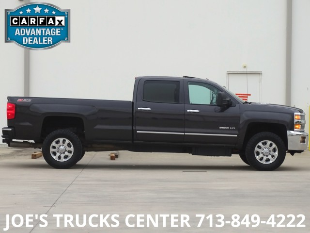 2015 Chevrolet Silverado 2500HD LTZ 4x4 in Houston, Texas