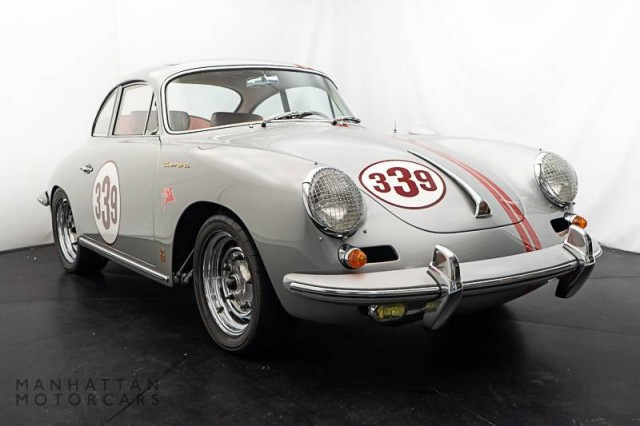 1963 Porsche 356B Carrera 2 Coupe For Sale