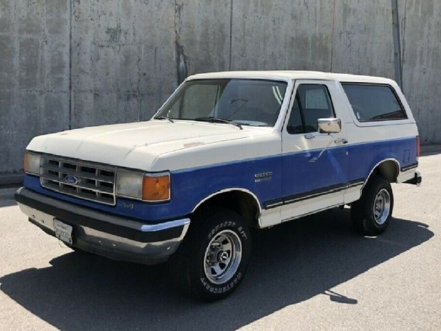 1988 Ford Bronco  in West Palm Beach, Florida