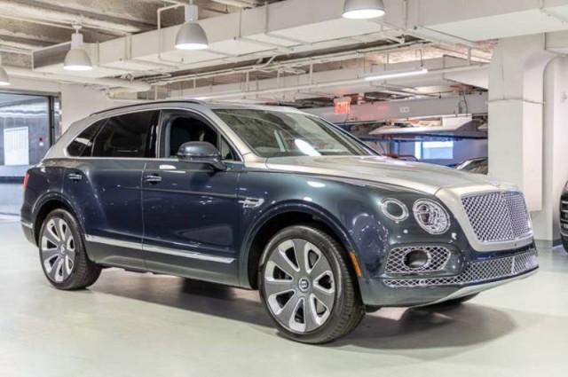 2018 Bentley Bentayga For Sale