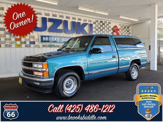 Pre-Owned 1997 Chevrolet C1500