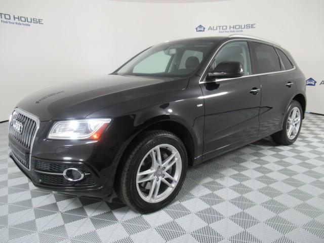 57302015 Audi Q5 Premium