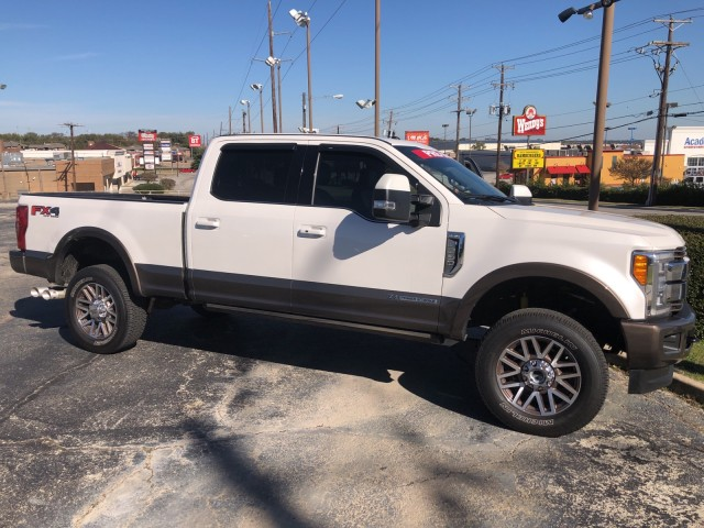 2017 Ford Super Duty F-250 SRW King Ranch in Ft. Worth, Texas