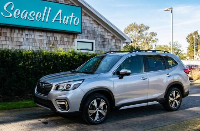 2019 Subaru Forester Touring in Wilmington, North Carolina