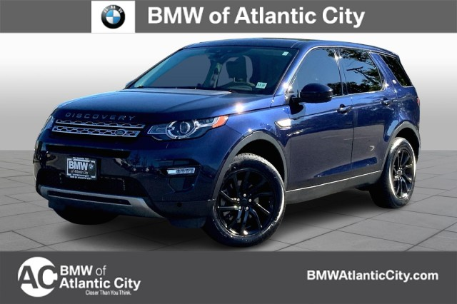 Used 2016 Land Rover Discovery Sport