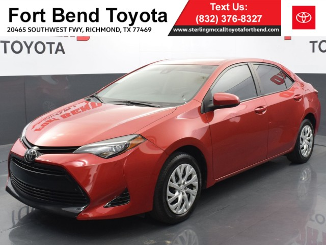 2018 Toyota Corolla LE***BACK UP CAMERA***AUDIO CONTROLS***