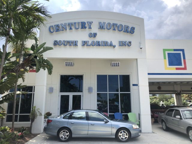 2003 Saturn LS RETIREE OWNED 1 OWNER FLORIDA in pompano beach, Florida