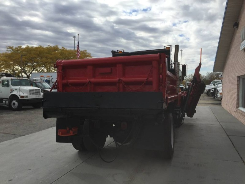 2000 International Snow Plow Plow Truck