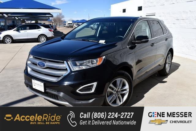 2018 Ford Edge SEL * 1OWNER * CLEAN CARFAX * LOW MILES * 806-747-3211 *