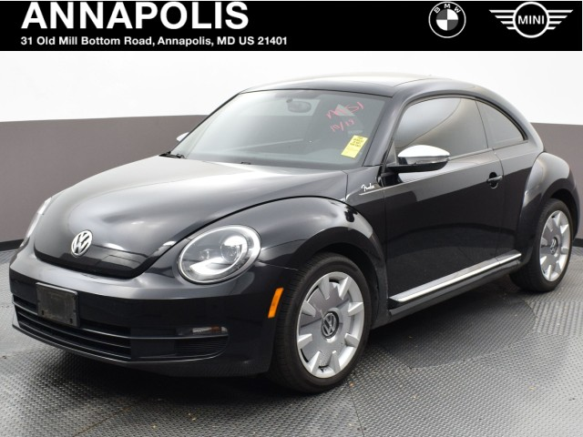 Used 2013 Volkswagen Beetle Coupe