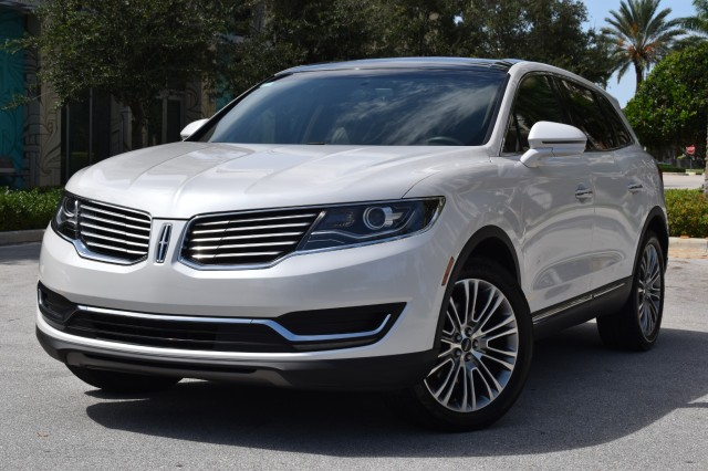 2016 Lincoln MKX Reserve in West Palm Beach, Florida