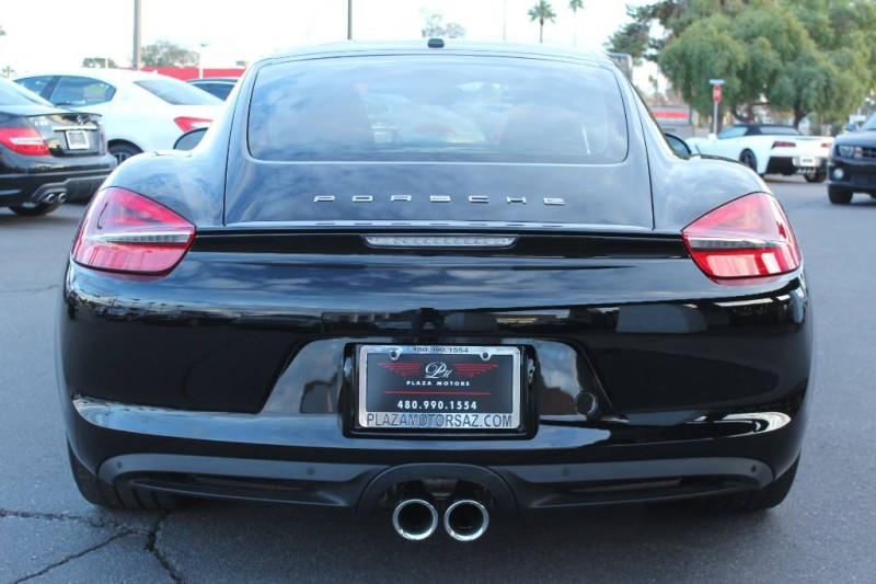 2014 Porsche Cayman S in Tempe, Arizona