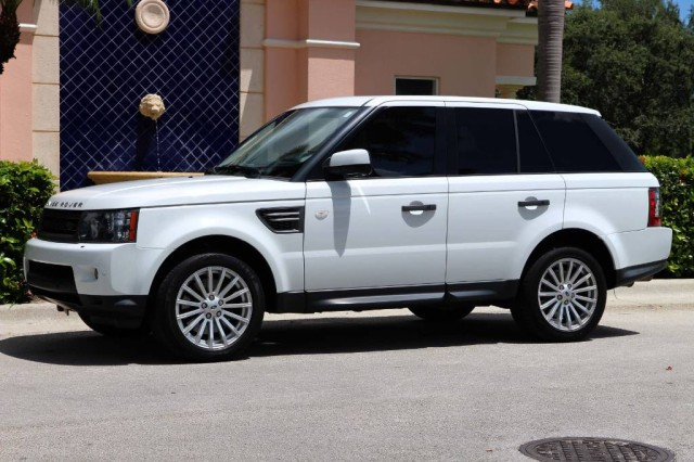 2011 Land Rover Range Rover Sport HSE in West Palm Beach, Florida