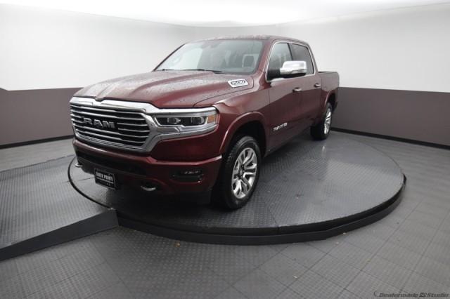 New 2021 RAM 1500 Longhorn
