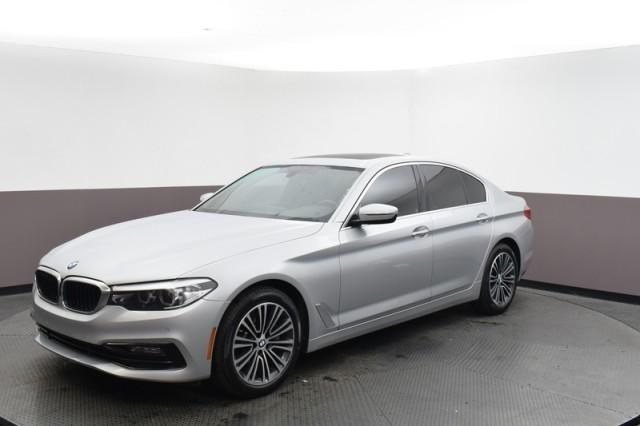 Used 2018 BMW 5 Series