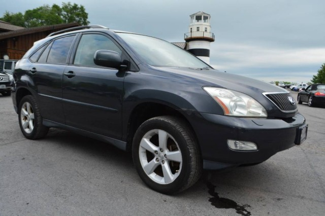 Used 2007 Lexus RX 350  SUV for sale in Geneva NY
