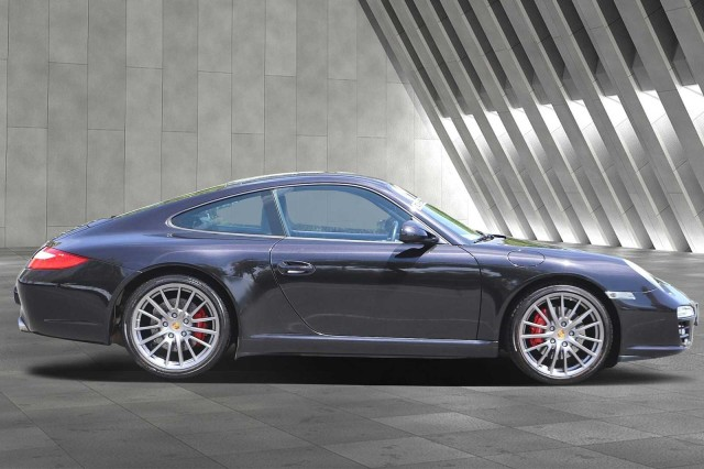 Certified Pre-Owned 2009 Porsche 911 Carrera S