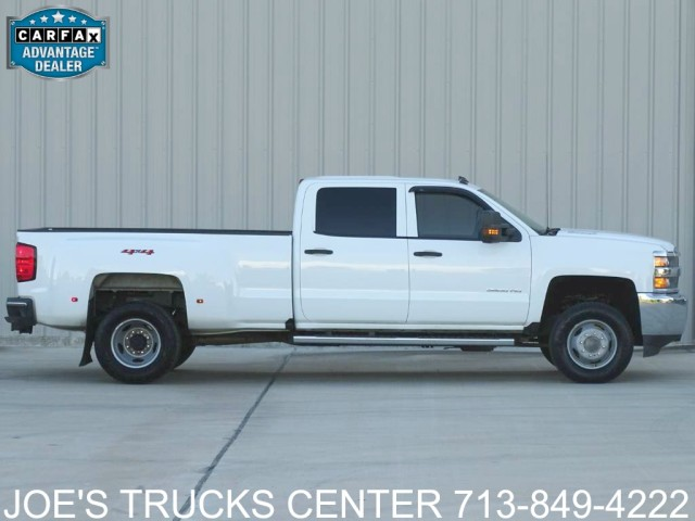 2016 Chevrolet Silverado 3500HD Work Truck in Houston, Texas