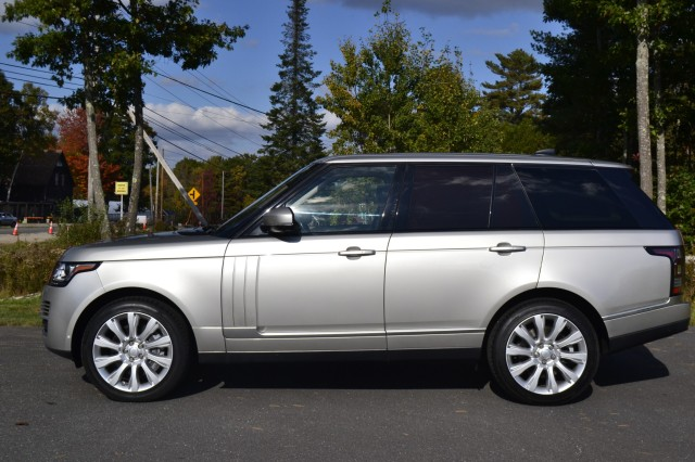2017 Land Rover Range Rover HSE in Wiscasset, ME