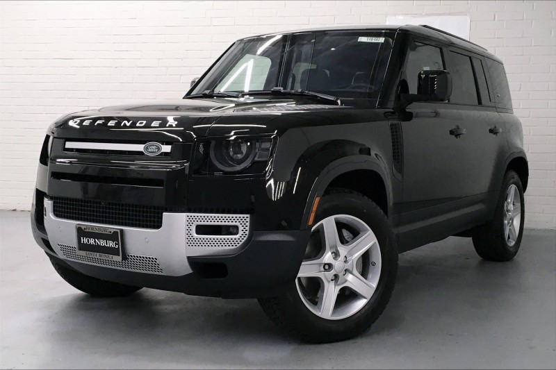 New 2020 Land Rover Defender SE SUV in Santa Monica ...