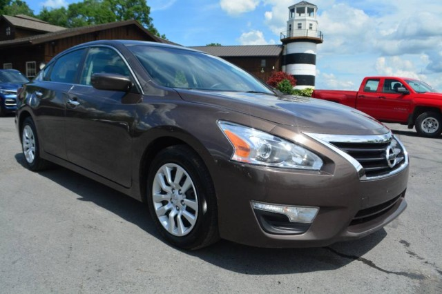 Used 2014 Nissan Altima 2.5 Sedan for sale in Geneva NY