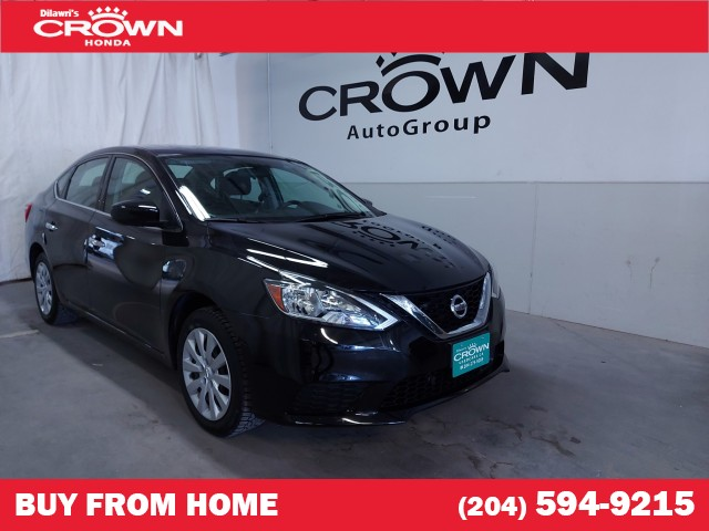 Pre-Owned 2018 Nissan Sentra S | Low Mileage