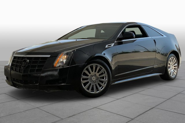Used 2014 Cadillac CTS Coupe