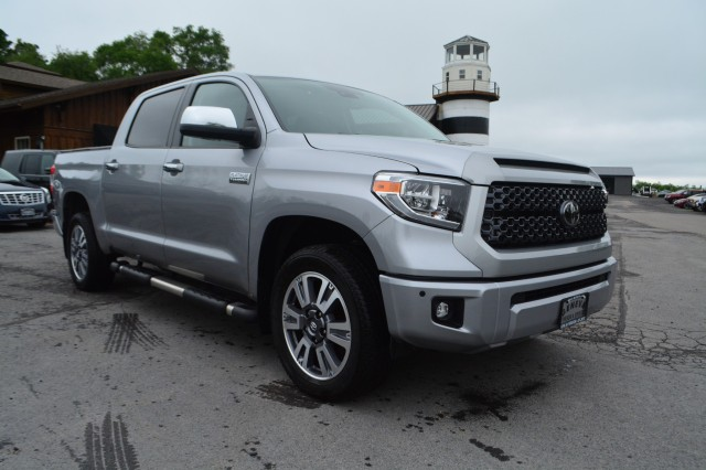 Used 2020 Toyota Tundra 4WD Platinum Pickup Truck for sale in Geneva NY