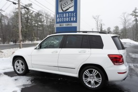 2015 Mercedes-Benz GLK-Class GLK 250 BlueTEC in Wiscasset, ME