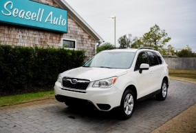 2016 Subaru Forester 2.5i Premium in Wilmington, North Carolina
