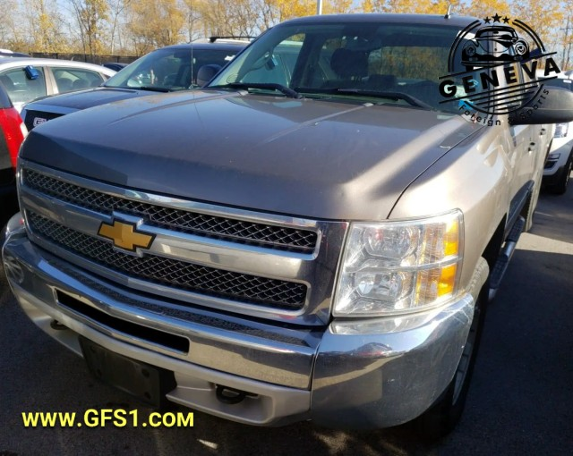 Used 2013 Chevrolet Silverado 1500 LT Pickup Truck for sale in Geneva NY