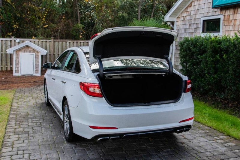 2015 Hyundai Sonata 2.0T Sport in Wilmington, North Carolina