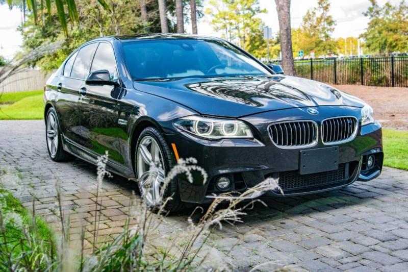 2015 BMW 5 Series 550i in Wilmington, North Carolina