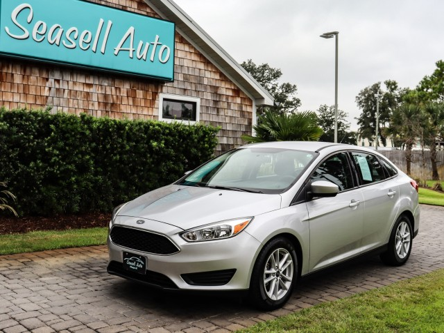 2018 Ford Focus SE in Wilmington, North Carolina