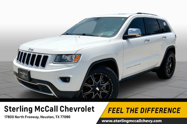 2015 Jeep Grand Cherokee Limited - Leather - Sun Roof - Navigation