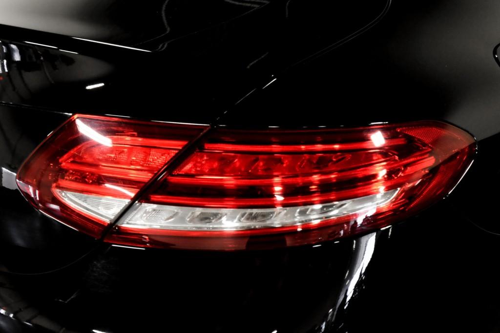Pre-Owned 2017 Mercedes-Benz C-Class C300 AMG® Sport P1 Pkg Nav PanoRoof BlindSpot Htd Seats